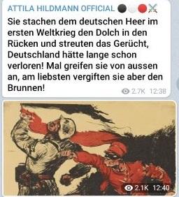 DeutschlandVerrat